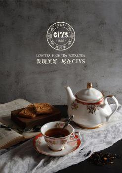 西式茶产品手册