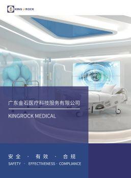 广东金石医疗宣传册