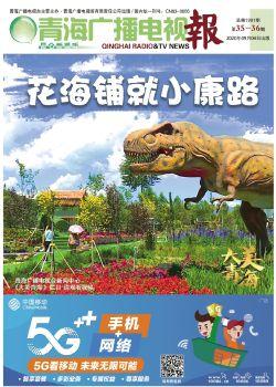 青海广播电视报手机报电子宣传册