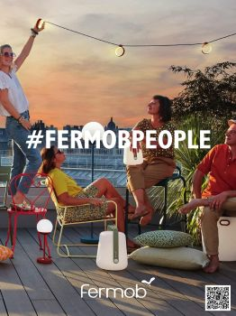 Fermob 法悅居 2021 Album電子雜志 電子書制作軟件