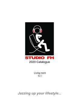 STUDIO FH  - 客厅 Living (Mar 20)电子杂志