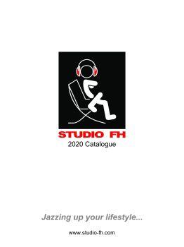 STUDIO FH - 2020 Catalogue (Mar)