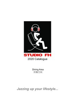 STUDIO FH - 餐厅 Dining (Mar 20)宣传画册