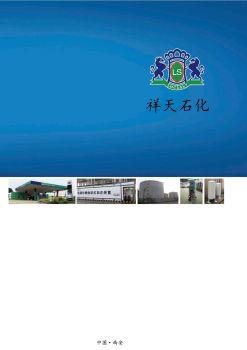 祥天石化电子宣传册