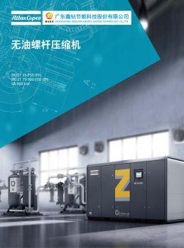 ZRZT55-750无油螺杆式空压机
