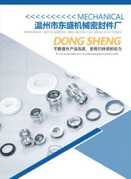 温州市东盛机械密封件厂电子画册