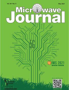 《 Microwave Journal》2021年05月刊電子書閱覽 電子書制作軟件